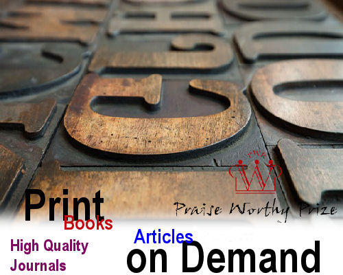 Print on Demand by Praise Worthy Prize